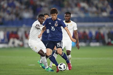 ハンパないヤツらを越えてゆけ 2018 fifa world cup russia 日本vs